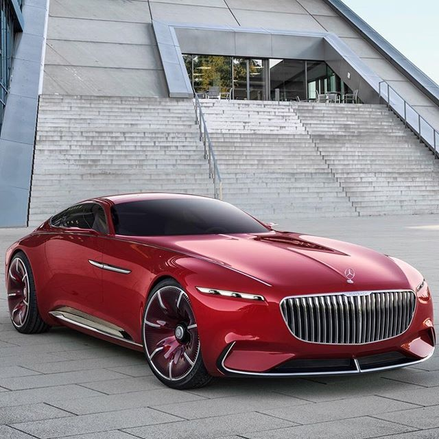 The Maybach 6 Concept. Should they make it ? #cupgang