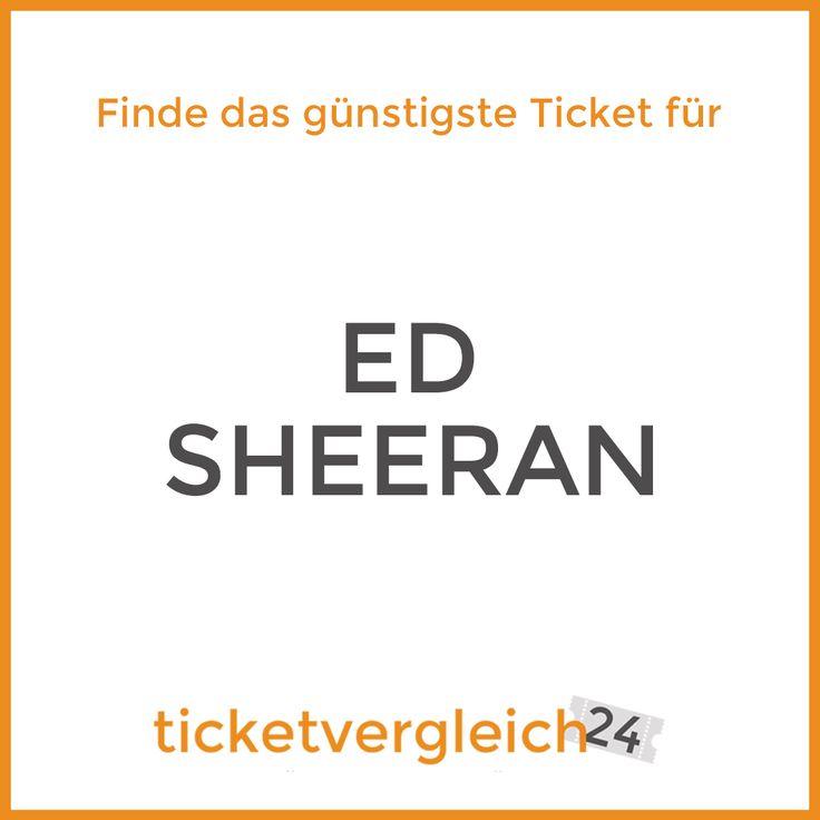 Die Tickets für Ed Sheeran Deutschland Tournee sind bereits ausverkauft??  Nicht bei uns!  Finde Dein Ticket für die Konzerte in München, Mannheim, Köln, Hamburg und Berlin.  Aber beeil dich, die Tickets sind sehr begehrt!  https://www.ticketvergleich24.de/artist/ed-sheeran/    #ticketvergleich24 #konzert #edsheeran #edsheerantour #münchen #munich #köln #cologne #hamburg #berlin #mannheim #tickets