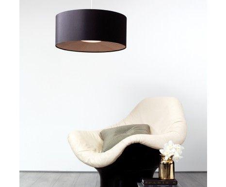 Yvette Pendant in Black/Chrome/Gold,Lighting,Beacon Lighting