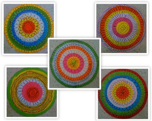 Ponts et cercles concentriques