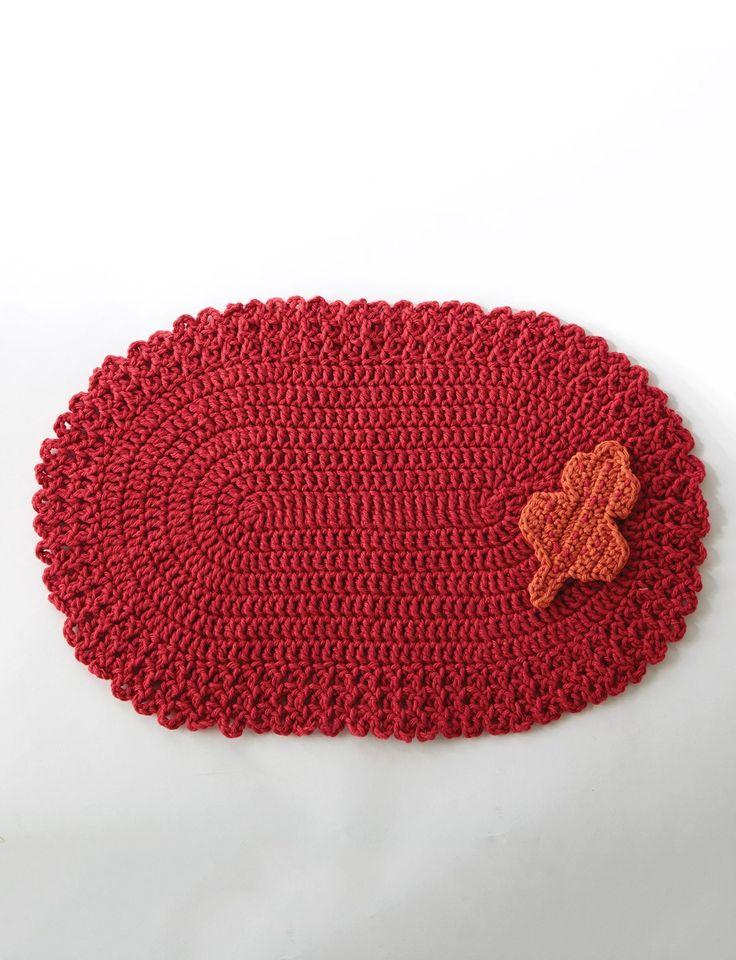 11 Best Crochet Placemats Images On Pinterest Place Mats
