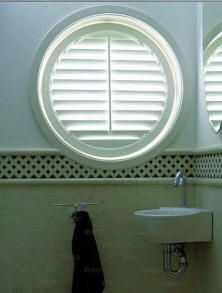 round window coverings - Google Search