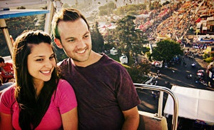 Groupon - $65 for a VIP 2012 L.A. County Fair Package for Two on September 12 or 19 with Parking (Up to $130.95 Value) in Pomona. Groupon deal price: $65.00