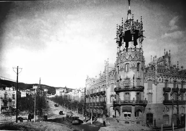 Avinguda Tibidabo 1930