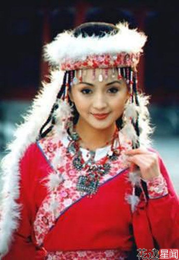 Liu Dan 劉丹 My Fair Princess《還珠格格》1999