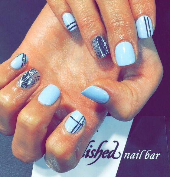 Laquer Nail Bar: 540 Best Polished Nail Bar Images On Pinterest