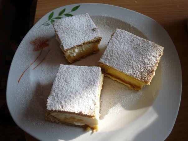 ..lepší ako z cukrárne...a hostia neverili že nie je kupovaný...