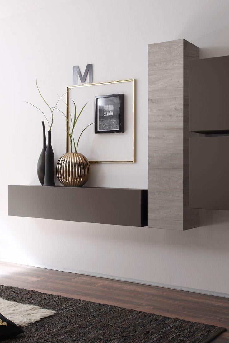 Schrankwand Como III (4 Teile)   – SCHRÄNKE / cabinets