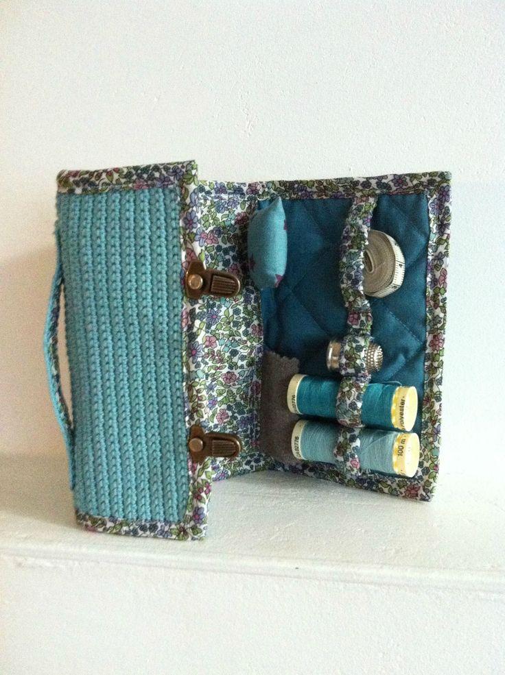 1000 id es sur le th me kits de couture sur pinterest livre cousu aiguilles coudre et porte - Idee de couture ...