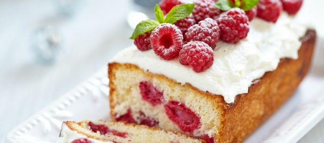Winterse Frambozencake recept | Smulweb.nl