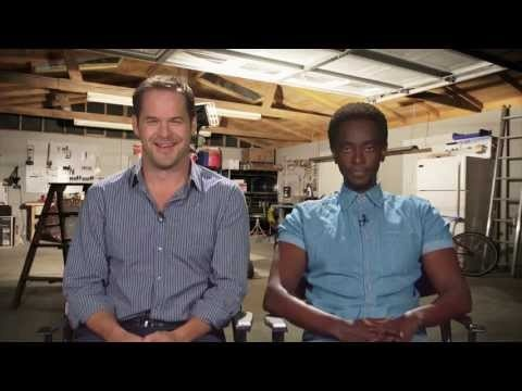 """Interview with Kyle Bornheimer and Edi Gathegi of ABC's New Comedy """"Family Tools"""" @FamilyTools about the new comedy """"Family Tools"""" which premiere's this Wednesday, May 1st (8:30-9:00 PM ET) on the ABC Television Network."""