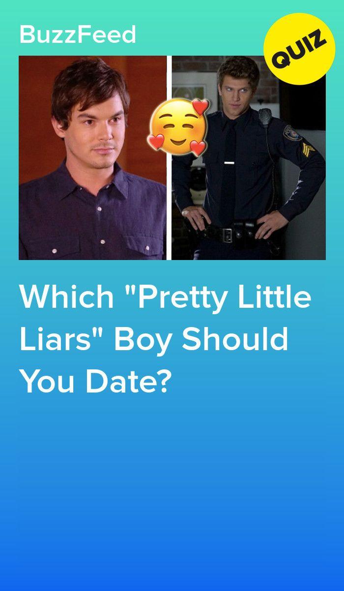Dating Persönlichkeit Quiz