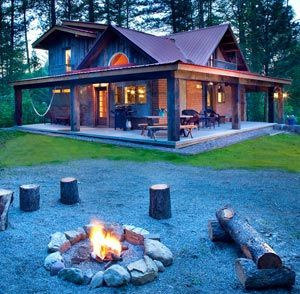 Glacier National Park Vacation Rental The Adobe House – Author Jack Holtermann Historic Home West Glacier, Montana