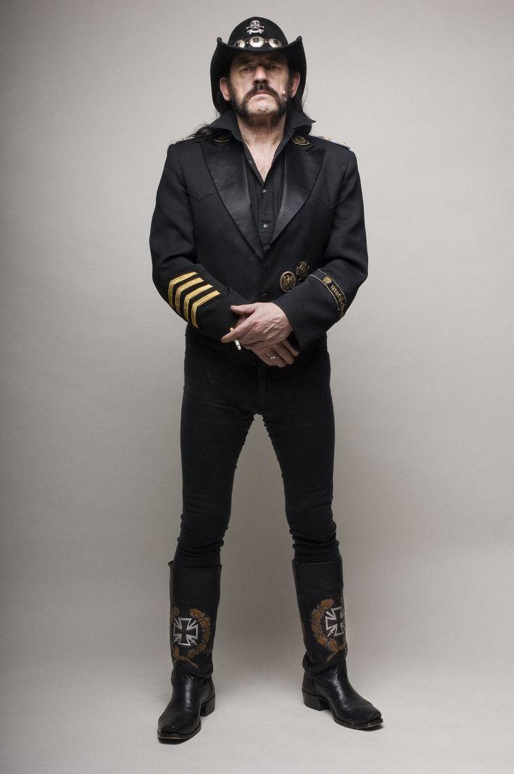 Motörhead frontman Lemmy Kilmister. (Photo: Robert John)