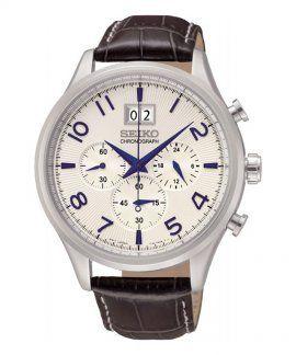 f3fbfe7b8d1 Seiko Neo Classic Relógio Homem Chronograph SPC155P1
