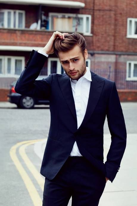 Douglas Booth for ES Magazine- lookin hot like it's his job...Oh wait
