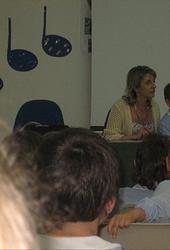 """SULMONA. LEZIONE DI GIORNALISMO A SCOLARETTI DEL """"G. LOMBARDO  RADICE - OVIDIO"""""""