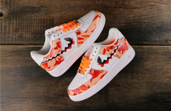 46++ Red nike shoes air force 1 ideas ideas