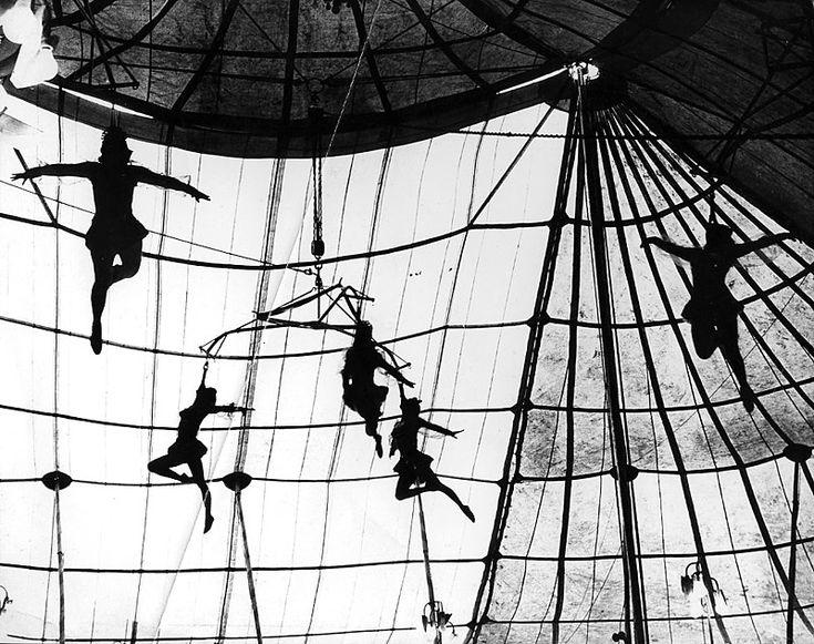 leo matiz el circo vintage movement