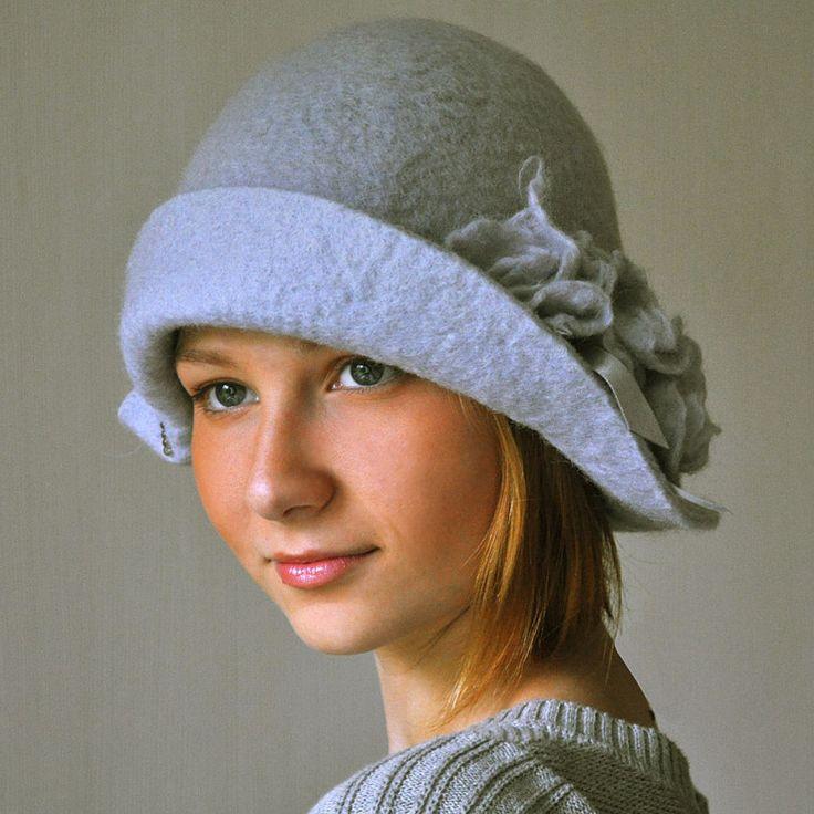 Gallery.ru / Фото #63 - Мои работы. Шляпы. - Shellen