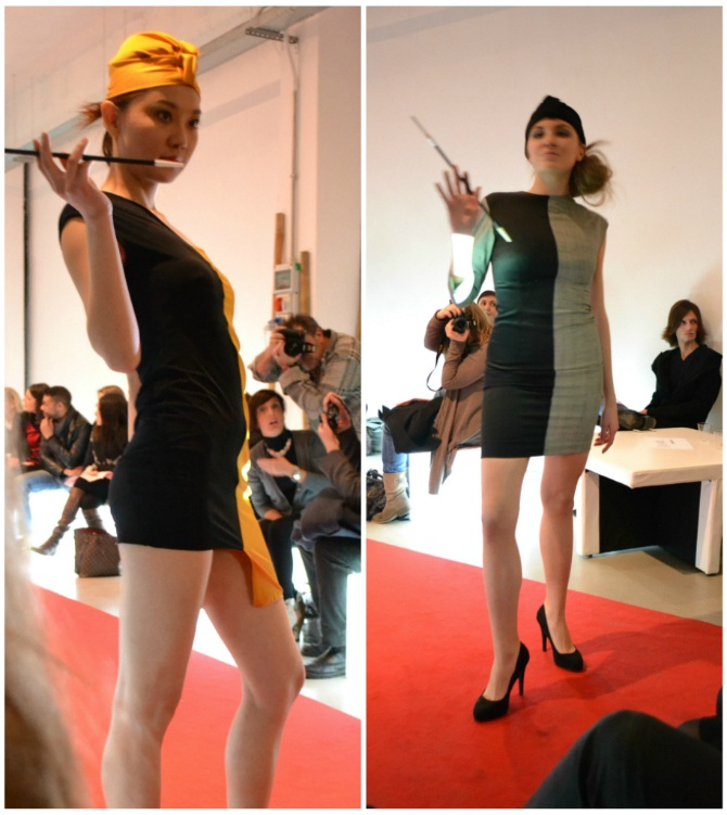 #ERREEFFE designer for #IAMTHEFUTURE over the fashion week [fonte: http://www.breakfastatkaty.com/]