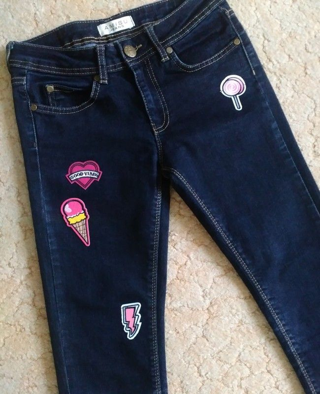 (*) POUZE PRODEJ! Na zprávy ohledně výměny NEREAGUJI.  (*)  Foto na postavě není možné, jsou mi velké. Prodám skinny džíny...