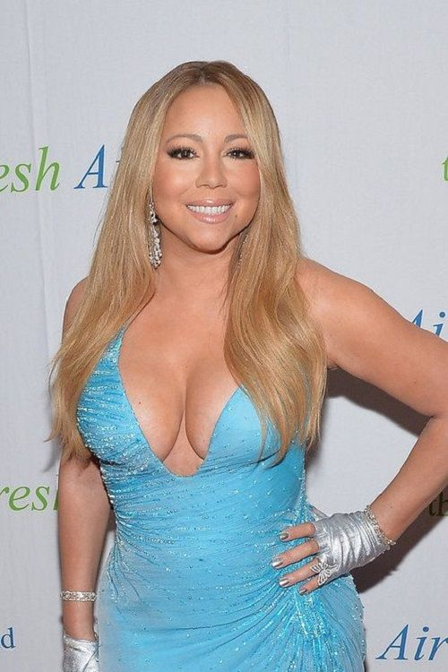 Necessary Mariah carey huge tits