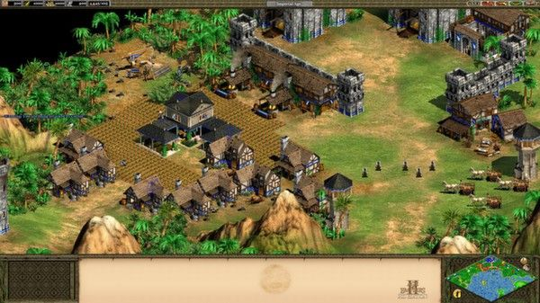 Age of Empires II HD Android Game Free -  http://apkgamescrak.com/age-empires-ii-hd/