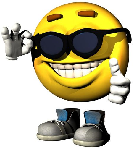 Gefällt mir -  Smiley