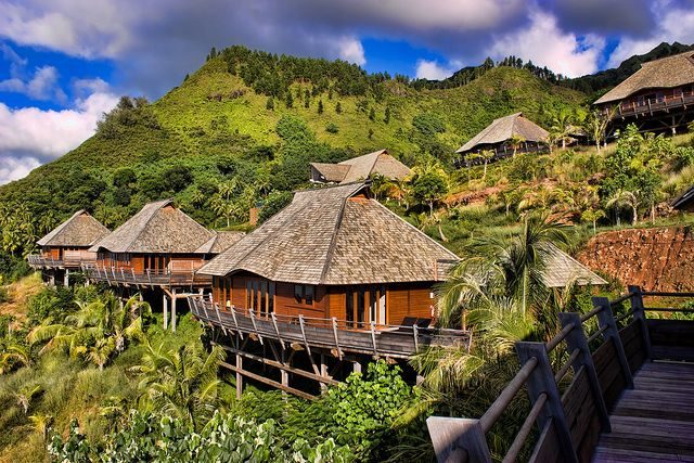 Moorea Island - Another Name of the Paradise