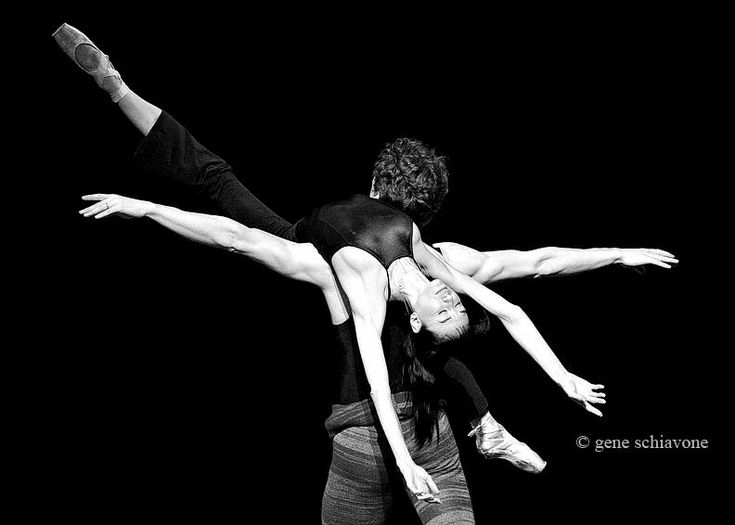Lucia Lacarra and Marlon Dino