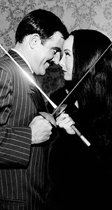 The Addams Family from the 60's. Gifs, pictures and more. Enjoy your stay ♥