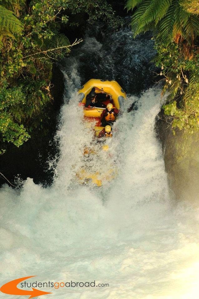 #Rafting in #NewZealand