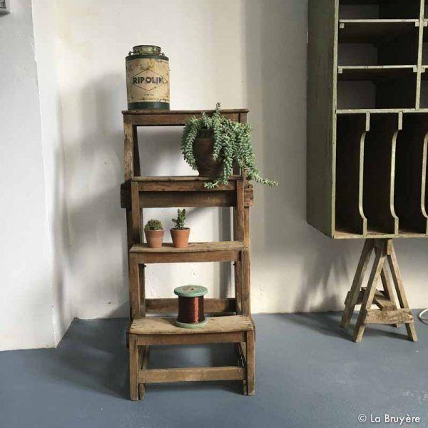 best 25 escabeau en bois ideas on pinterest escabeau echelle escabeau and escabeau bois. Black Bedroom Furniture Sets. Home Design Ideas