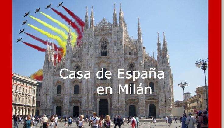 Casa, España, Milán, cultura