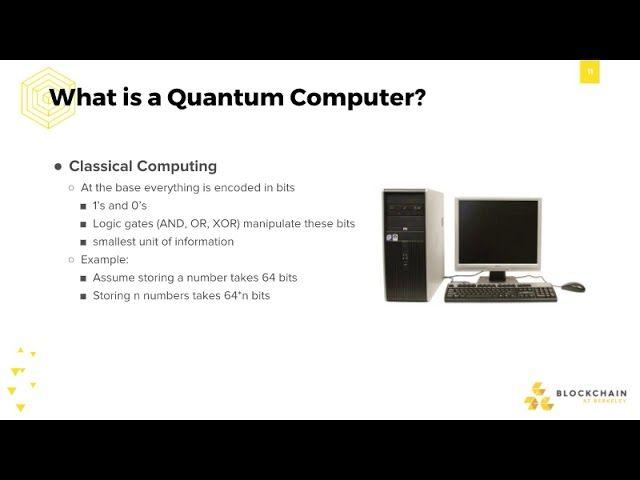 Post-Quantum Cryptography Deep Dive https://www.youtube.com/watch?v=1ahg7Haz_iU