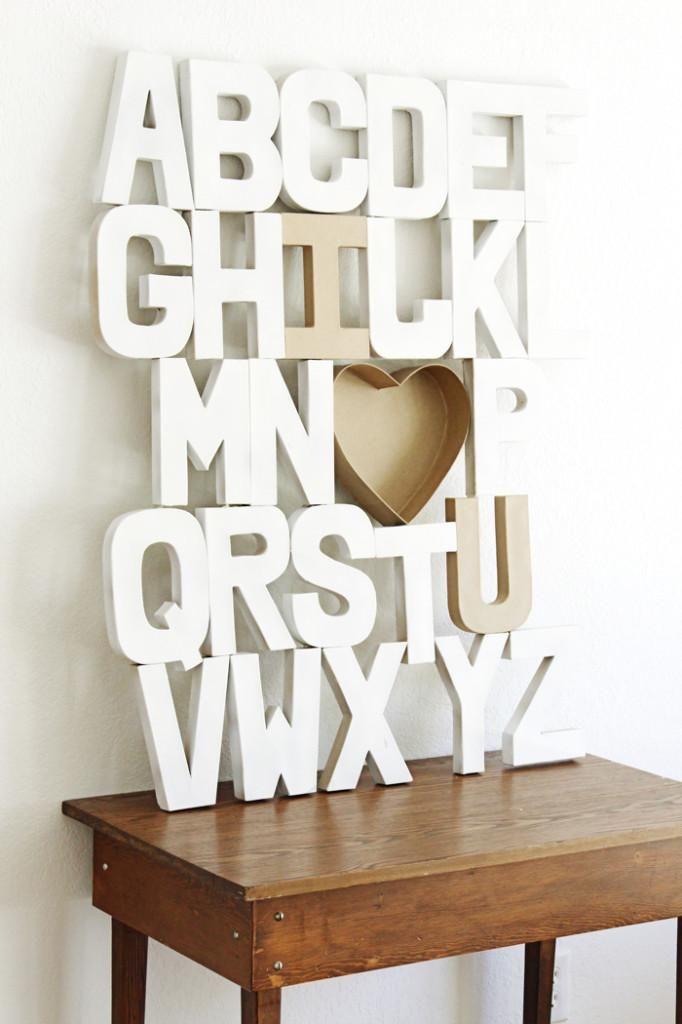 DIY Arts &  Crafts : DIY Wall Art
