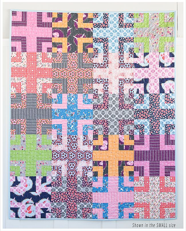 Radiance quilt by Sandra Clemons.  2016 Fall Quilt Market.