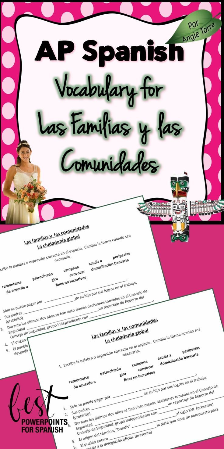 Workbooks las posadas worksheets : 1674 best Teaching Spanish images on Pinterest | My goals, School ...