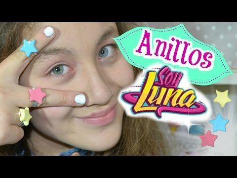 DIY. SOY LUNA - ANILLOS / RINGS SOY LUNA (ENGLISH SUBTITLES) - YouTube