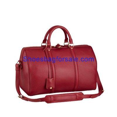 Louis Vuitton Sofia Coppola SC Bag Calf Leather M93792 Red