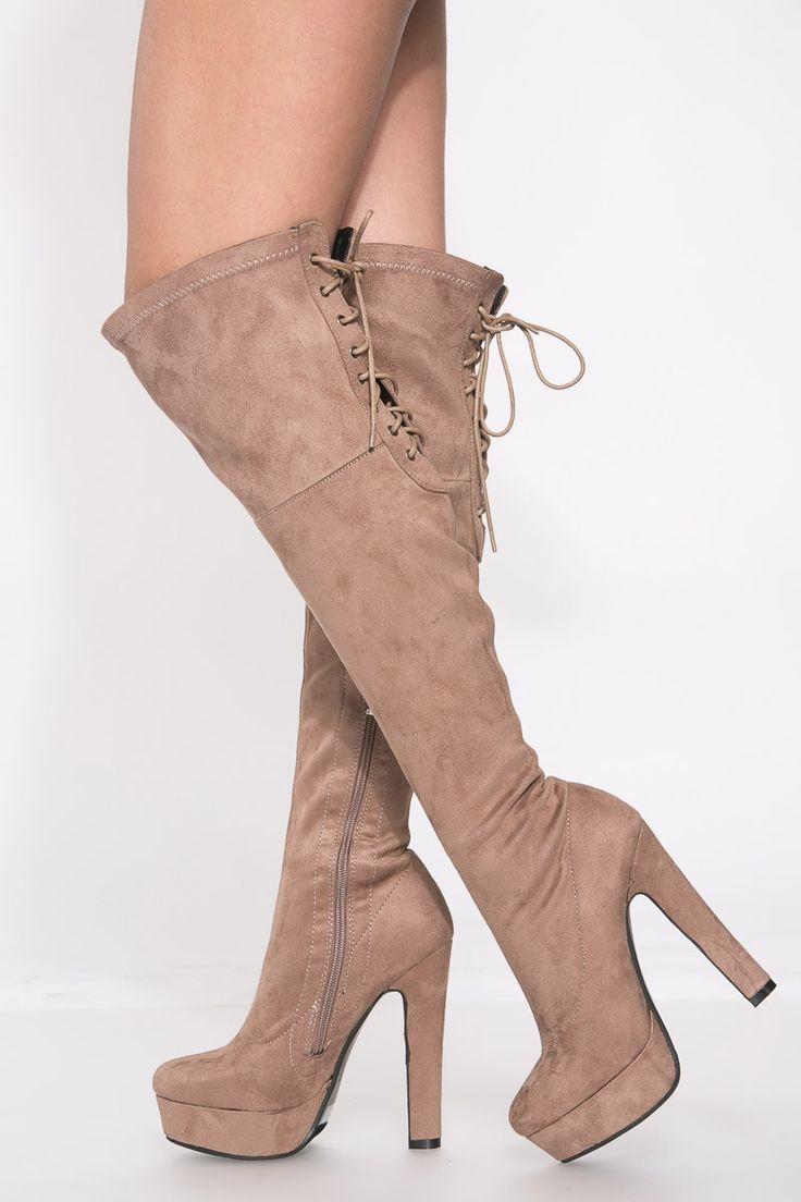 Damen Schuhe sexy Overknee Gogo Party Stiefel designer Sportliche 8918 Gold 38