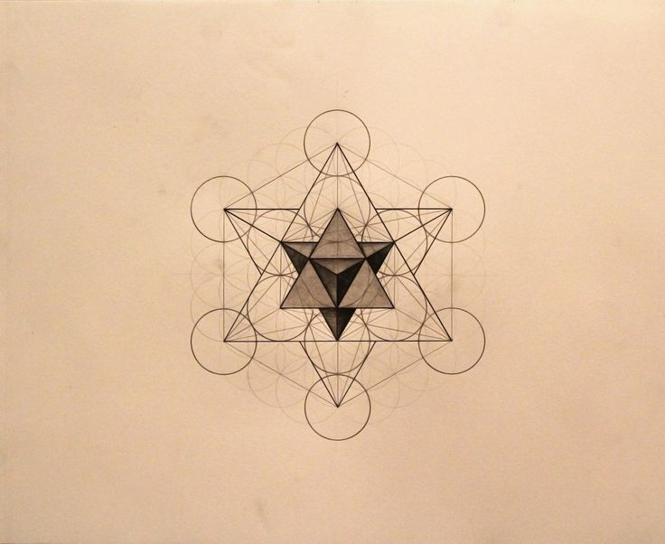Tattoo Design Bild: The Gridwork Of Our Consciousness And