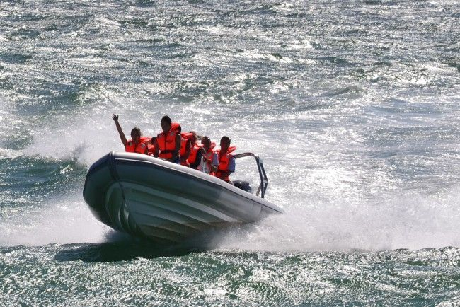 Elite Charters - Power Boating in the West Coast, South Africa