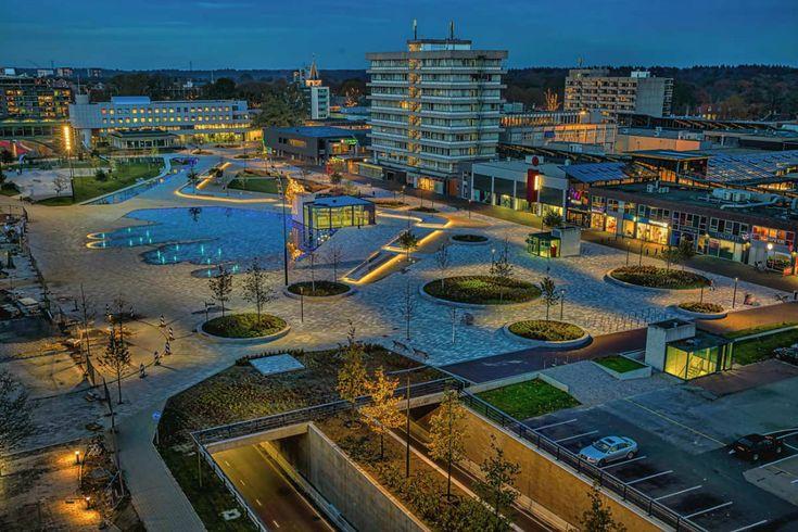 10 лучших общественных пространств, открытых в 2015 году – varlamov.ru