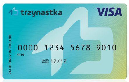Nowa darmowa oferta pożyczkowa z Kartą Trzynastką