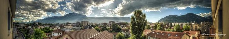 Nouvelles photos sur la galerie Panoramique de mon site et mon blog: http://www.gregrandon.com/?gallery=panoramique
