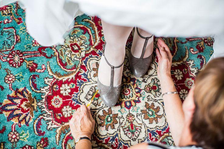 Grijze trouwschoenen, grey wedding shoes