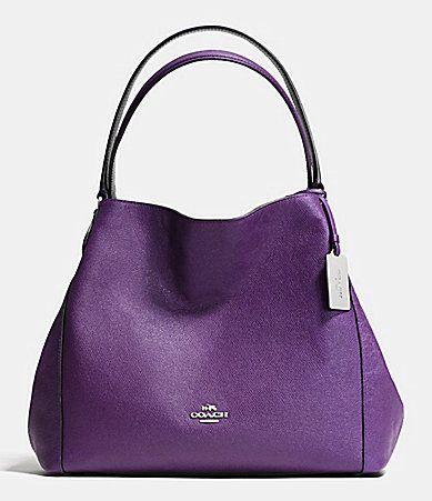 http://rubies.work/0358-sapphire-ring/ COACH EDIE 31 SHOULDER BAG IN CROSSGRAIN LEATHER #Dillards