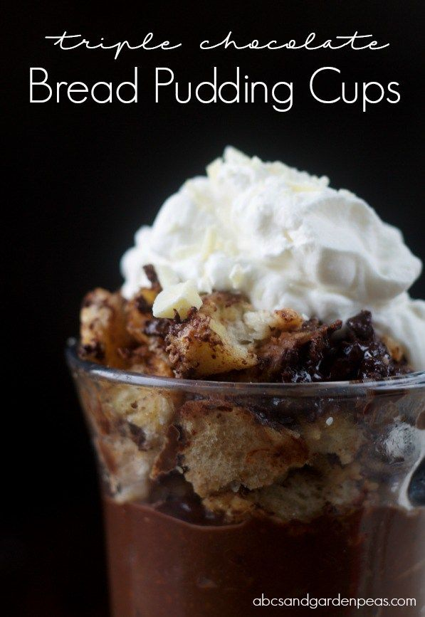 Slow Cooker Chocolate And Nutella Bread Pudding Recipe — Dishmaps